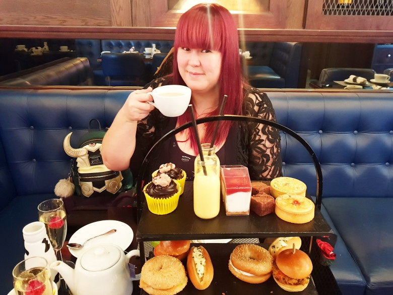 Malmaison Birmingham Afternoon Tea (8)