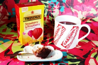 Twinings Strawberry & Raspberry (4)